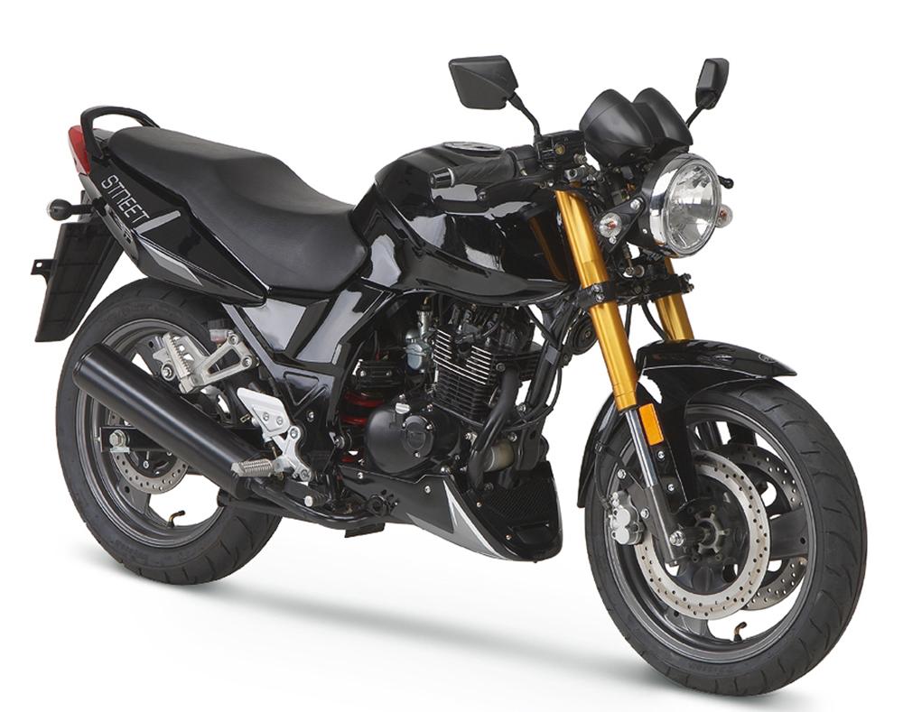 Кто знает, какая максимальная скорость у мотоцикла BM Street 200?